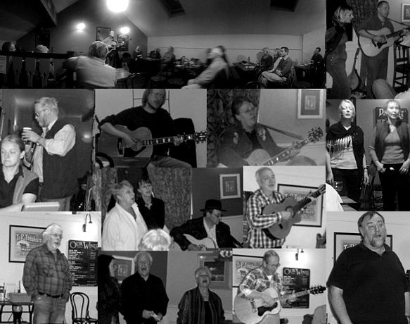 Skipton Folk Unplugged